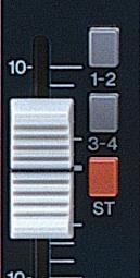 La asignación del canal. La ruta se hace tanto a un canal par (derecho) o impar (izquierdo). Con un pan completo de un lado a otro puedes elegir de mandar la señal a sólo uno de los dos.
