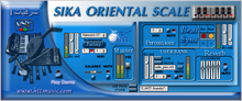 sikaorientalscale